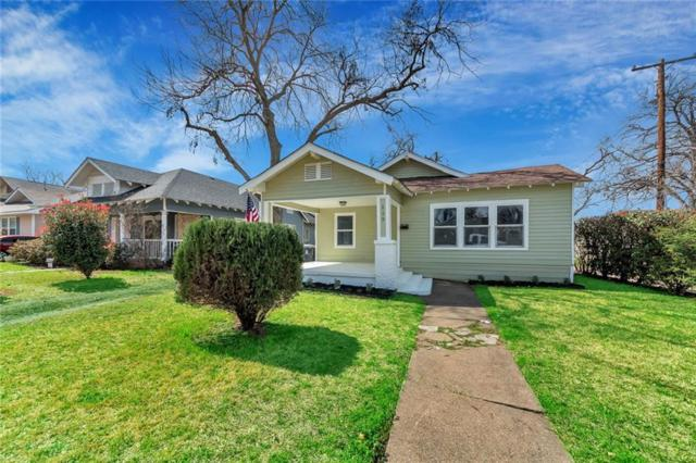 115 S Marlborough Avenue, Dallas, TX 75208 (MLS #13793227) :: Baldree Home Team