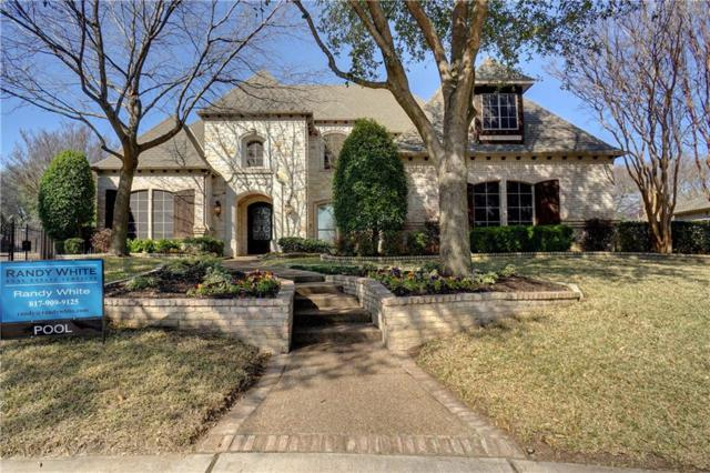 7200 Balmoral Drive, Colleyville, TX 76034 (MLS #13793234) :: Team Hodnett