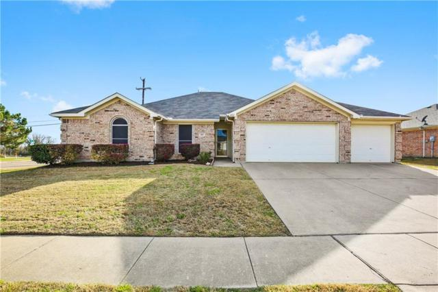 401 Bretts Way, Burleson, TX 76028 (MLS #13793273) :: The Mitchell Group