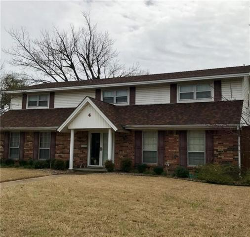 4 Park Place, Richardson, TX 75081 (MLS #13793314) :: RE/MAX Town & Country