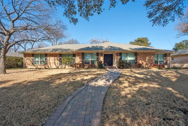 916 Northlake Drive, Richardson, TX 75080 (MLS #13793367) :: RE/MAX Town & Country