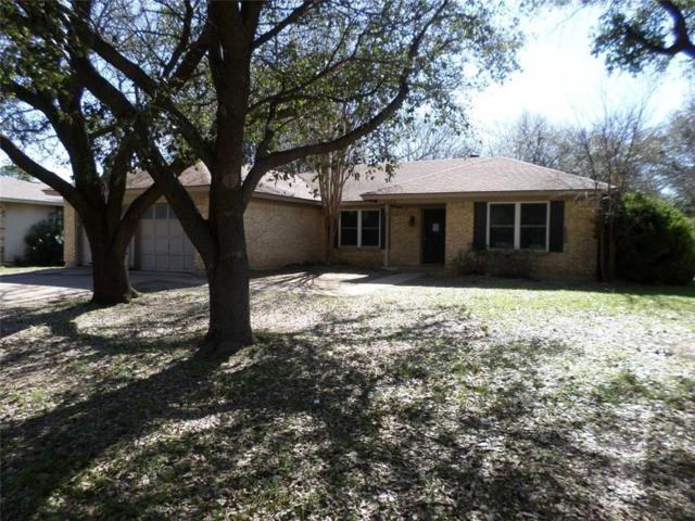 1313 Andante Drive, Fort Worth, TX 76134 (MLS #13793420) :: Team Hodnett