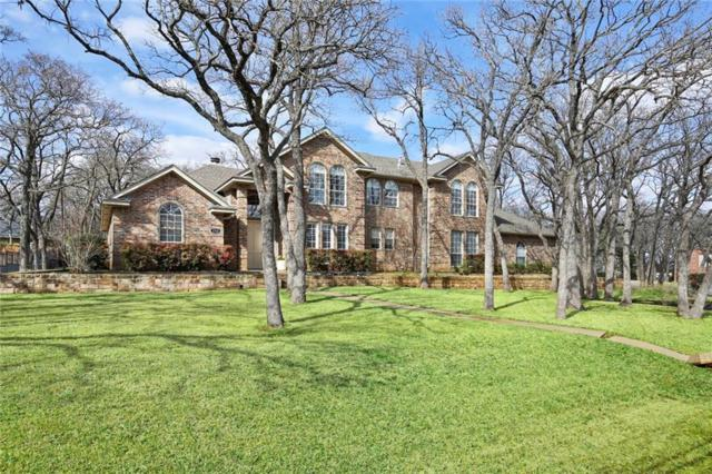 2722 Newcastle Drive, Grapevine, TX 76051 (MLS #13793472) :: The Marriott Group