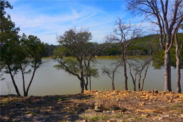 Lt 947 Frog Branch Court, Possum Kingdom Lake, TX 76449 (MLS #13793480) :: Team Hodnett