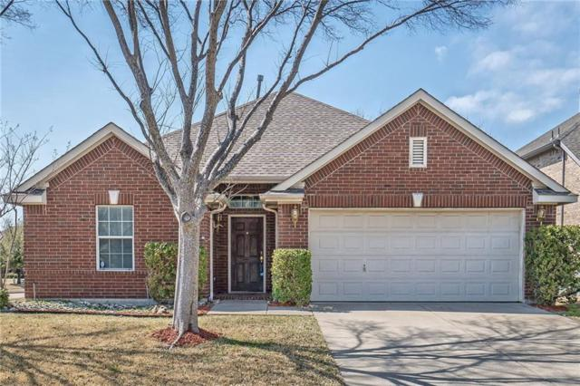 8321 Davis Drive, Frisco, TX 75034 (MLS #13793528) :: Team Hodnett