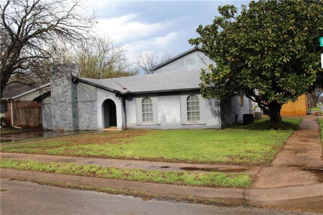 1211 Gleason Avenue, Cleburne, TX 76033 (MLS #13793542) :: Baldree Home Team
