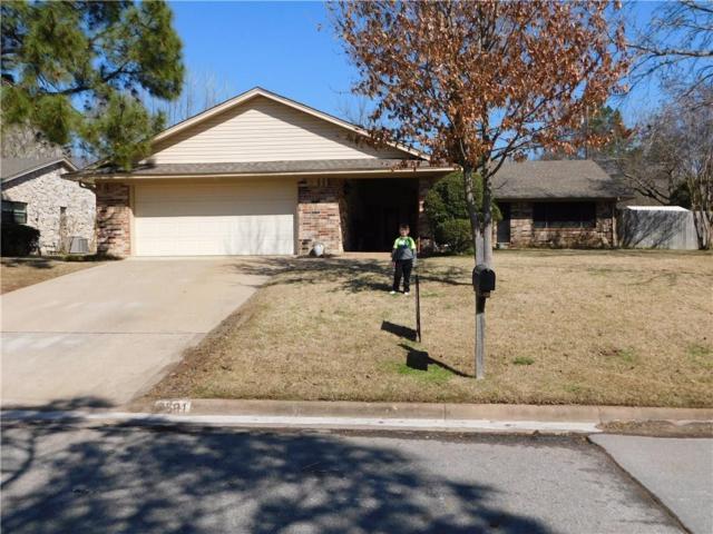2601 Sherwood Drive, Sherman, TX 75092 (MLS #13793568) :: Team Hodnett