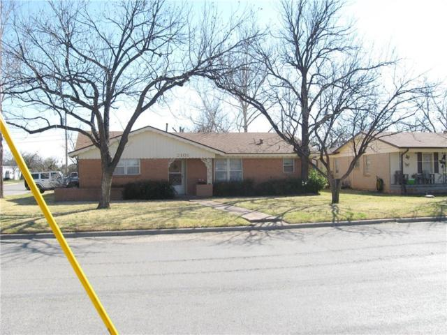 2101 N 8 TH Street N, Abilene, TX 79603 (MLS #13793569) :: The Tonya Harbin Team