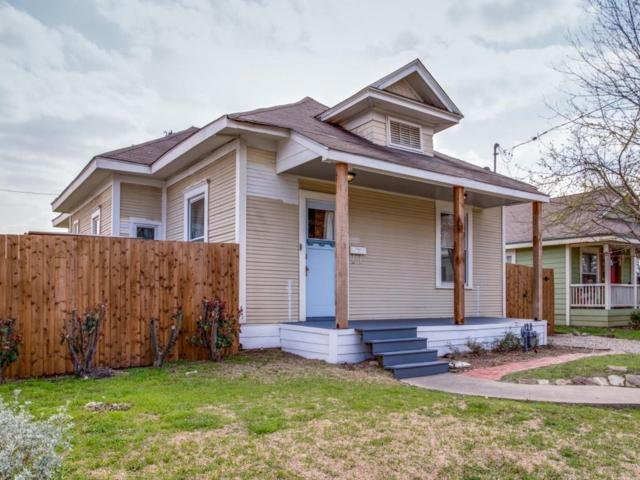 918 Sunset Avenue, Dallas, TX 75208 (MLS #13793587) :: Kindle Realty