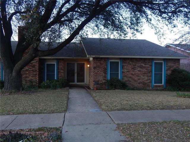 10327 Red Elm Road, Dallas, TX 75243 (MLS #13793612) :: Team Hodnett