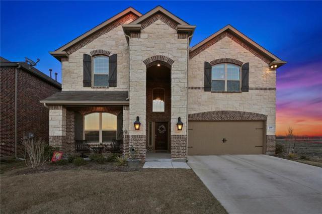 2116 Grant Park Way, Prosper, TX 75078 (MLS #13793731) :: Team Hodnett