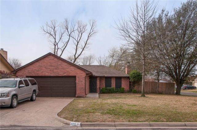 102 Valley Forge Lane, Arlington, TX 76002 (MLS #13793740) :: Century 21 Judge Fite Company