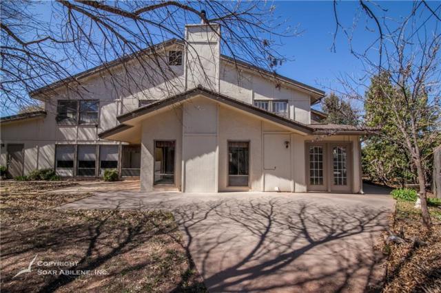 24 Rue Maison Street, Abilene, TX 79605 (MLS #13793782) :: The Tonya Harbin Team