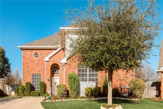 619 Wyndham Circle, Keller, TX 76248 (MLS #13793821) :: The Marriott Group