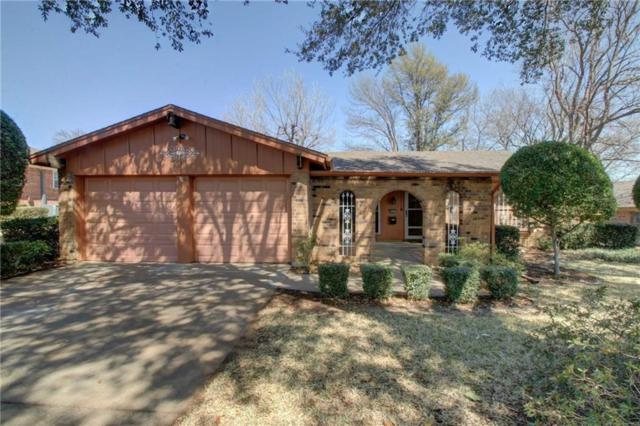 612 Chisholm Road, Burleson, TX 76028 (MLS #13793845) :: Baldree Home Team