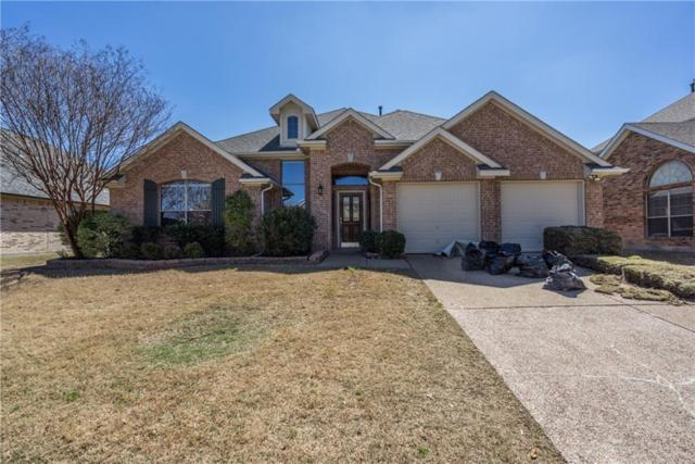 11727 Barrymore Drive, Frisco, TX 75035 (MLS #13793854) :: Robbins Real Estate Group