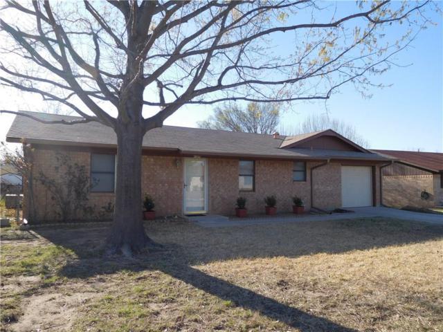 4309 Mimosa Drive, Brownwood, TX 76801 (MLS #13793857) :: RE/MAX Landmark