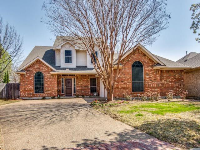 621 Wyndham Circle, Keller, TX 76248 (MLS #13793872) :: Team Hodnett