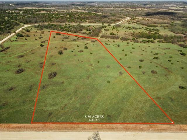 Lot 10 Remuda Trail, Stephenville, TX 76401 (MLS #13793946) :: Tenesha Lusk Realty Group