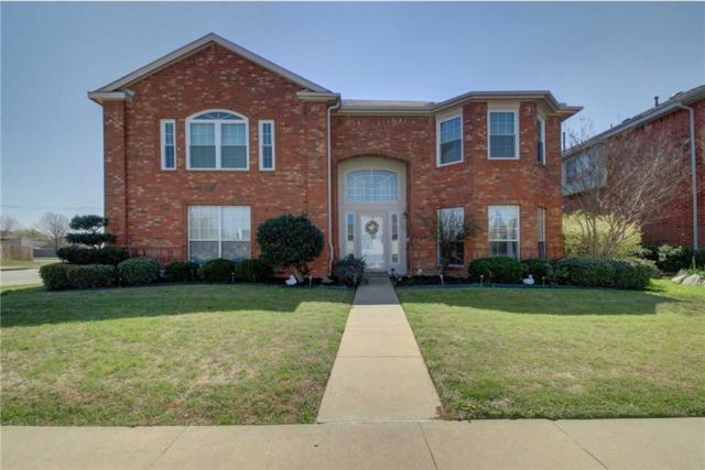 226 Flushing Quail Drive, Arlington, TX 76002 (MLS #13794021) :: Team Hodnett