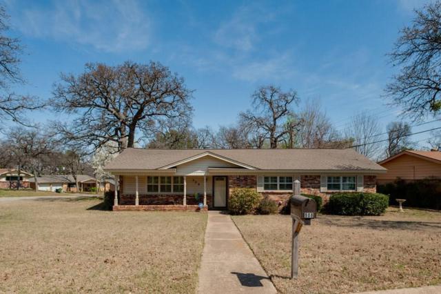 908 Trailwood Drive, Hurst, TX 76053 (MLS #13794157) :: Team Hodnett