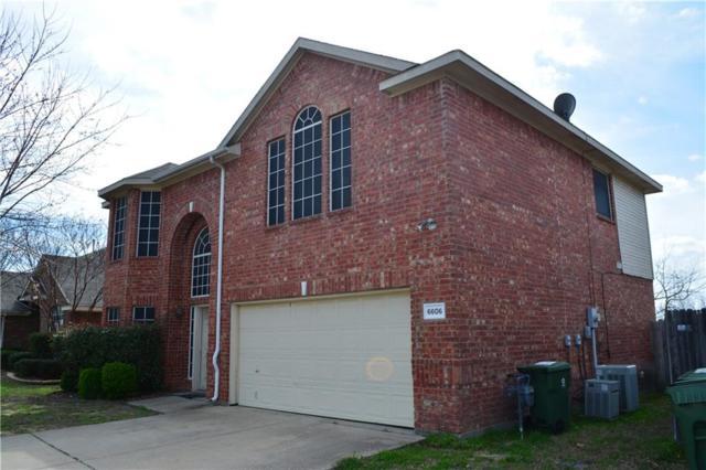 6606 Watch Hill Court, Arlington, TX 76002 (MLS #13794177) :: Team Hodnett