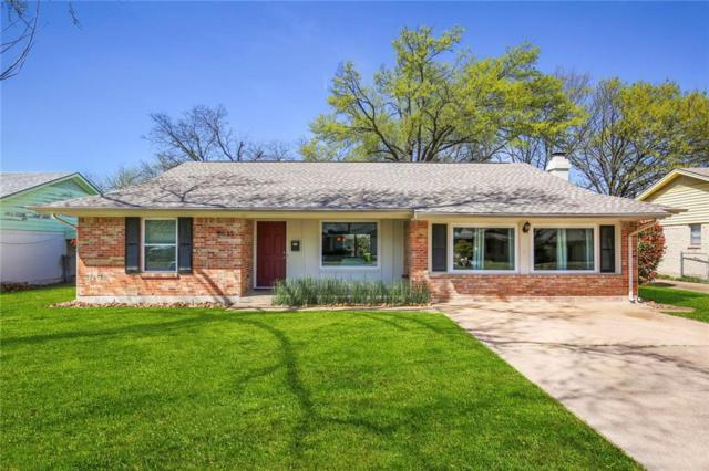 8635 Hackney Lane, Dallas, TX 75238 (MLS #13794209) :: Real Estate By Design