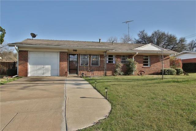 5541 Wedgwood Drive, Fort Worth, TX 76133 (MLS #13794222) :: Team Hodnett
