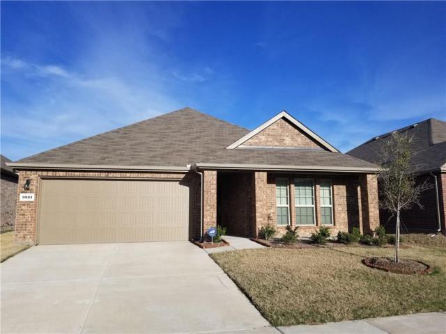 3921 Blessington Drive, Frisco, TX 75034 (MLS #13794320) :: Team Tiller