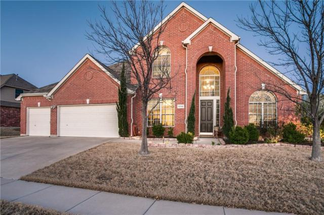 12332 Shale Drive, Fort Worth, TX 76244 (MLS #13794343) :: Kindle Realty