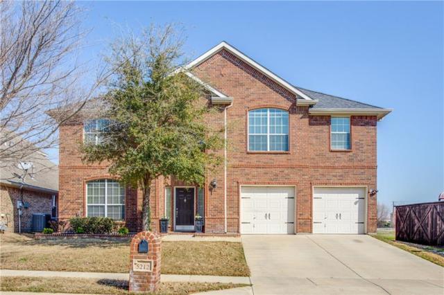 5212 Threshing Drive, Fort Worth, TX 76179 (MLS #13794376) :: Team Hodnett