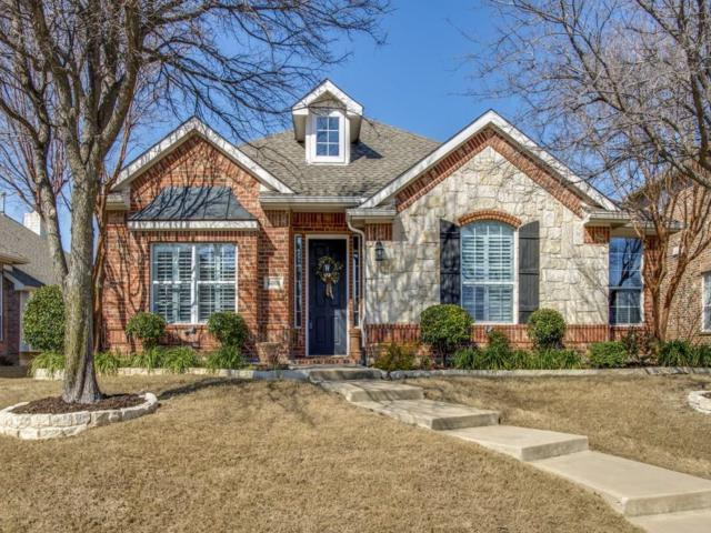 6801 Cedar Cove Drive, Frisco, TX 75035 (MLS #13794377) :: Team Hodnett