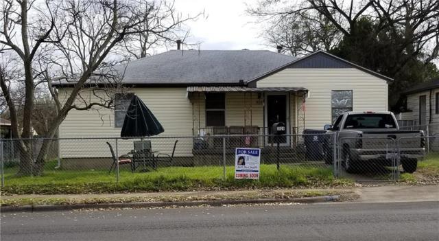 3024 W Clarendon Drive, Dallas, TX 75211 (MLS #13794378) :: Team Hodnett