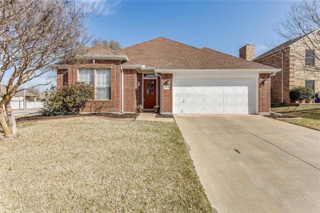 5401 Tularosa Drive, Fort Worth, TX 76137 (MLS #13794400) :: Team Hodnett