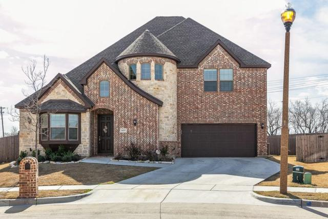 6025 Eagle Mountain Drive, Denton, TX 76226 (MLS #13794417) :: Team Tiller
