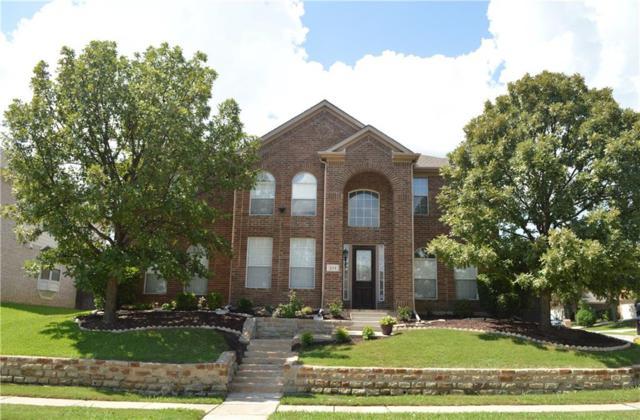273 Ridge Cove Drive, Lewisville, TX 75067 (MLS #13794457) :: Team Tiller