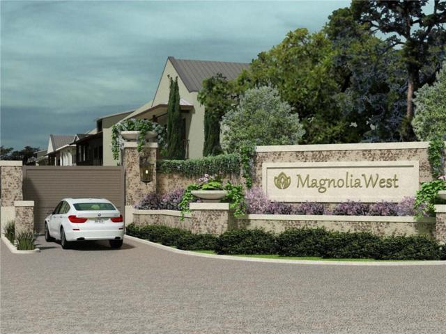 233 Magnolia Lane, Westworth Village, TX 76114 (MLS #13794481) :: The Kimberly Davis Group