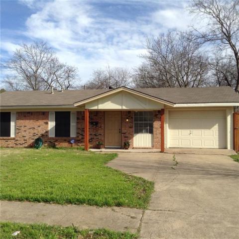 1022 Lindo Drive, Mesquite, TX 75149 (MLS #13794571) :: Team Hodnett