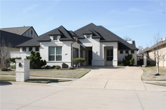 817 Merion Drive, Fort Worth, TX 76028 (MLS #13794586) :: The Real Estate Station