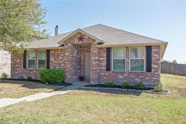 3003 Misty Ridge Lane, Rockwall, TX 75032 (MLS #13794607) :: Exalt Realty