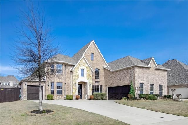 741 Arrowhead Drive, Prosper, TX 75078 (MLS #13794622) :: Pinnacle Realty Team