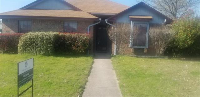 2908 Lawndale Drive, Lancaster, TX 75134 (MLS #13794623) :: Team Hodnett