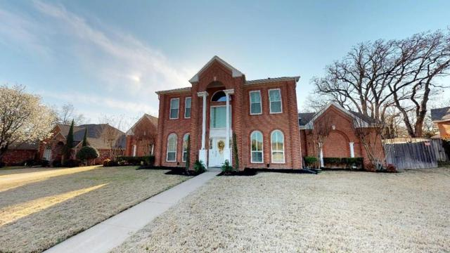 1086 Oak Valley Drive, Keller, TX 76248 (MLS #13794639) :: Team Hodnett