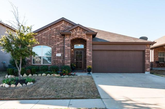 813 Santa Rosa Drive, Fort Worth, TX 76052 (MLS #13794652) :: Team Hodnett