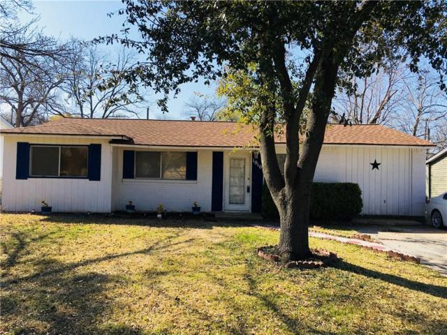 1010 Glynn Oaks Drive, Arlington, TX 76010 (MLS #13794661) :: Team Hodnett