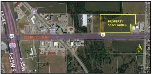 500 W Hwy 67, Alvarado, TX 76009 (MLS #13794669) :: The Heyl Group at Keller Williams
