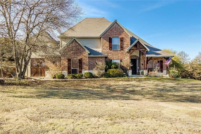 120 Rim Rock Road, Aledo, TX 76008 (MLS #13794670) :: Team Hodnett