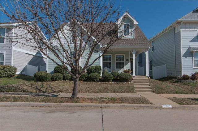 9901 Boston Harbor Drive, Providence Village, TX 76227 (MLS #13794672) :: Team Hodnett
