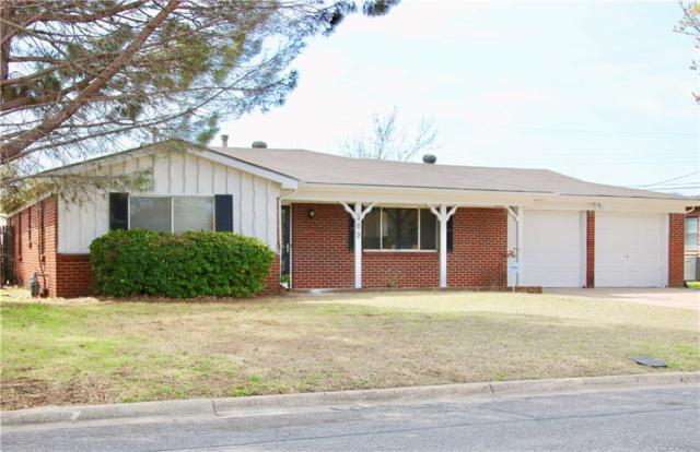 509 Woodcrest Drive, Hurst, TX 76053 (MLS #13794683) :: Team Hodnett