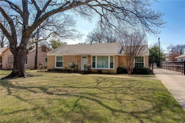3713 S Hills Avenue, Fort Worth, TX 76109 (MLS #13794748) :: Kindle Realty